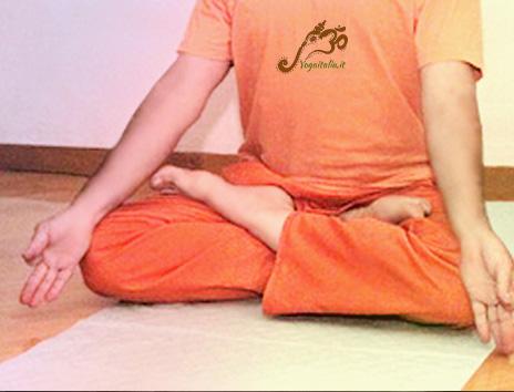 padmasana - yoga